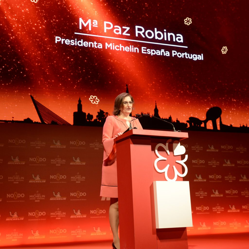 Presidenta Michelin España y Portugal